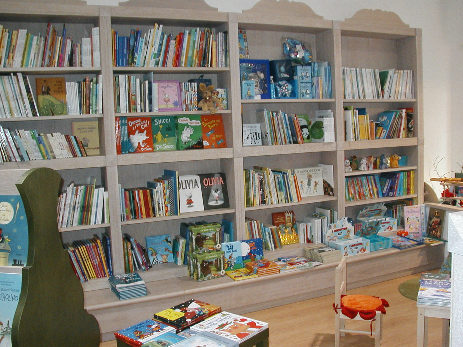 Librerie per bambini tutte le offerte cascare a fagiolo for Libreria per bambini ikea