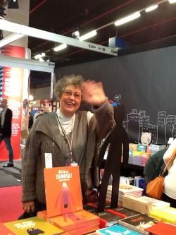 Laurence Tutello, Montreuil 2012