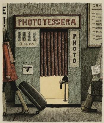 Libretto postale, Franco Matticchio