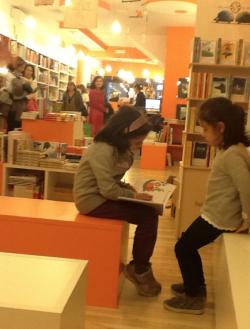Lettrici, Libreria Pel di carota a Padova