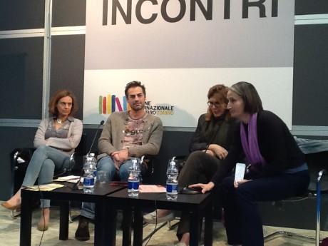 Renata Gorgani, David Tolin, Rosaria Punzi , Agata Diakoviez