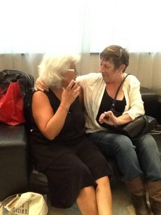 Grazia Gotti e Maria Teresa Andruetto
