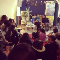Linda Newbery alla Libreria Le Storie Nuove, Conversano