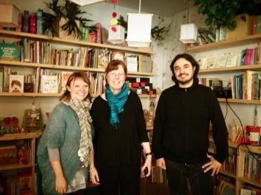 Linda Newbery, Alessia e Dario Libreria Radice-Labirinto, Carpi