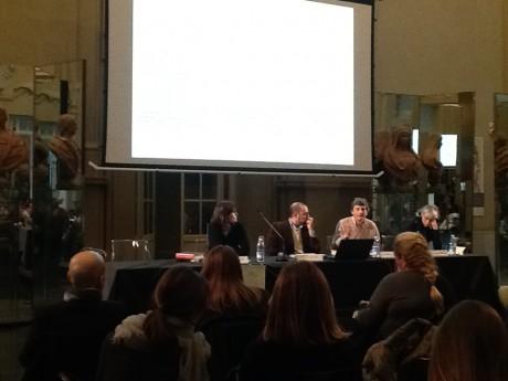 L'italiano che leggono gli italiani, Palazzo Pepoli, Bologna