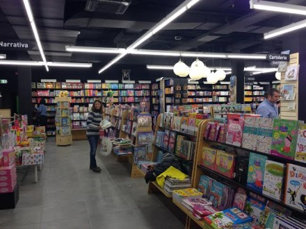 La nuova libreria Galla+Libraccio