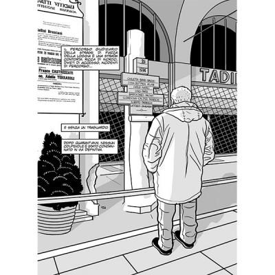 Matteo Fenoglio, Francesco Barilli, Piazza della Loggia vol. 2, edizioni Becco Giallo