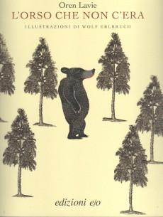 l'orso che non c'era copertina