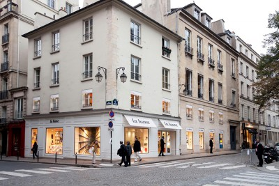 La librairie La Hune, Paris 6e.